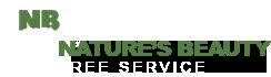 Natures Beauty Tree Service Logo